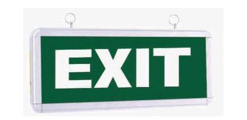 Những lưu ý khi chọn đèn thoát hiểm exit